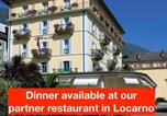 Location vacances  Suisse - Hotel Garni Du Lac-1