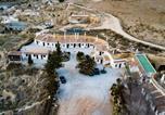 Location vacances Galera - Casas Cueva Molino Fuencaliente-1