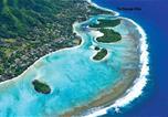Hôtel Îles Cook - The Passage Villas