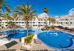 Location vacances  Province des Îles Baléares - Hoposa Hotel & Apartaments Villaconcha-2