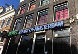 Hôtel Pays-Bas - Budget Hostel Heart of Amsterdam-1