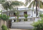 Location vacances Weligama - Privet Villa Lion Place in waligama has 10 beds rooms with one family rooms-1