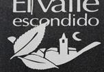 Location vacances Galaroza - Casa El Naranjo Dulce-4