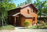 Location vacances Lachapelle-Auzac - Nice chalet in the woods of the beautiful Dordogne-2