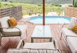 Location vacances Paziols - Holiday home Tuchan 57-4