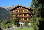 Hôtel Les chutes du Trümmelbach  - Hotel Bellevue-Wengen-2