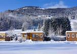 Camping avec Piscine couverte / chauffée Huanne-Montmartin - Le Domaine de Champé-4