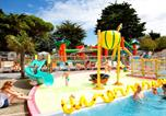 Camping avec Piscine Angoulins - Camping Les Peupliers-2