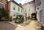 Hôtel 4 étoiles Aillant-sur-Tholon - Hotel Saint Georges-2