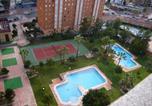 Location vacances Benidorm - Gemelos Xii - Fincas Arena-2