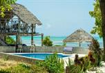 Hôtel Jambiani - Changu Beach resort-1