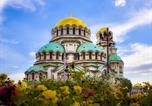 Hôtel Bulgarie - Sofia Smart Hostel-4