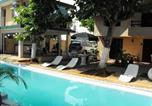 Hôtel Tixkokob - Hotel Campestre Merida-3