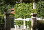 Hôtel Verdun-sur-le-Doubs - Le Parc de l'Hostellerie-4