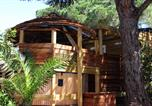 Camping avec Hébergements insolites Bormes-les-Mimosas - Camping Clair de Lune-3