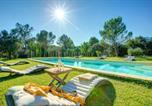 Location vacances Blauvac - Saint-Didier Villa Sleeps 9 Pool Wifi-4