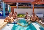 Hôtel Belize - Sandbar Beachfront Hostel & Restaurant-3