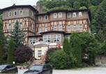 Hôtel Wernigerode - Appartementanlage Hermannshöhle-1