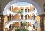Hôtel Tarifa - Melia Atlanterra-3