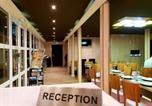 Hôtel Le Landin - Fasthotel Rouen Nord Barentin-4