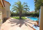 Location vacances Oliva - Villa Sombra, T-0613-3