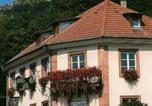 Hôtel Thannenkirch - Aux 3 Châteaux-1