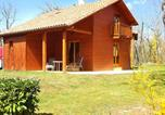 Location vacances Pinsac - Holiday Home Les Genevriers-1