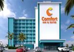 Hôtel Daytona Beach - Comfort Inn & Suites Daytona Beach Oceanfront-1