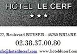 Hôtel Belleville-sur-Loire - Logis Hotel Le Cerf-2