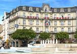 Hôtel 4 étoiles Fontevraud-l'Abbaye - Hôtel De France-2