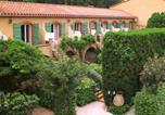 Hôtel Collioure - Le Mas des Citronniers-1