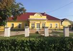 Location vacances Tiszafüred - Kúria Vendégház-4