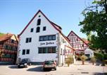 Hôtel Creglingen - Landhaus Zum Falken