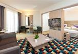 Hôtel Grenoble - Hotel Mercure Grenoble Centre Président-2