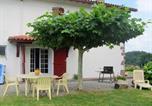 Location vacances Saint-Jean-Pied-de-Port - Maison de 2 chambres a Lasse avec magnifique vue sur la montagne et jardin clos a 50 km de la plage-1