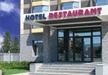 Hôtel Mongolie - New West Hotel-3