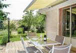 Location vacances  Aube - One-Bedroom Holiday Home in Rumilly les Vaudes-4