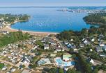 Camping Pont Aven  - Camping Le Cabellou Plage-1