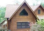 Location vacances Lake Lure - Bear Moon Lodge at Lake Lure-2