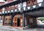 Location vacances Quedlinburg - Apartments anno 1560-1