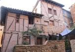 Hôtel Castelnau-de-Lévis - La lauze et l'anguille-2