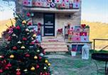 Location vacances  Province dEnna - La Casa Sulla roccia-1