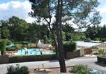 Camping avec Piscine Billiers - Camping Les Pins-1