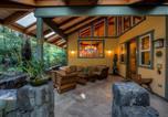 Hôtel Hawai - Volcano Mist Cottage-1