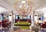 Hôtel Warrington - Mercure Haydock Hotel-4