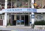 Hôtel Salta - Hotel Guemes-1