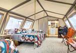 Camping États-Unis - The Vino Camp at Sawtooth Winery-2
