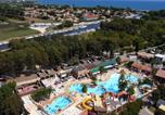 Camping Le Pradet - Camping Les Palmiers -1
