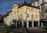 Hôtel Saint-Gall - Kränzlin Hotel-1
