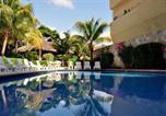 Hôtel Cancún - Hotel Caribe Internacional Cancun-4